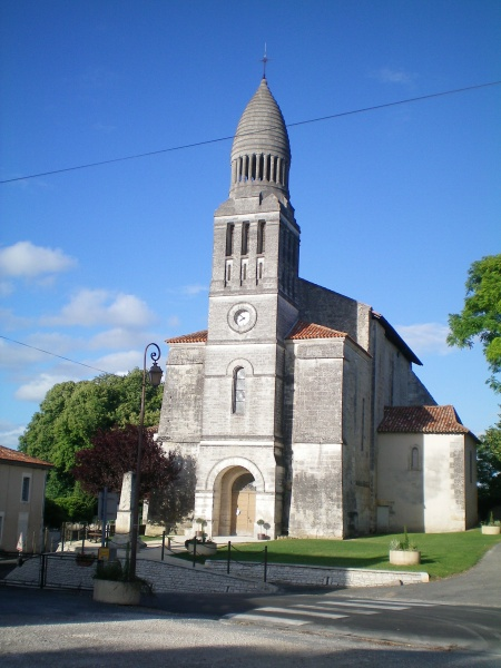 Eglise d'Allemans