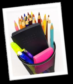 Pot de crayons