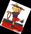 Enfant jongleur