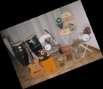 Instruments de musiques